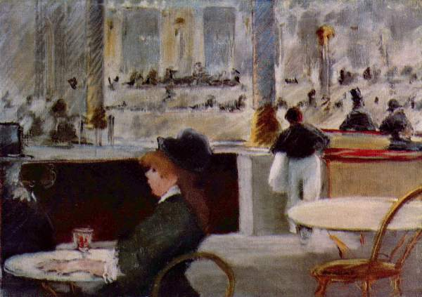 Manet - In Cafe [1]